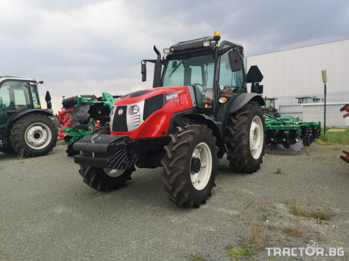 Трактори Hattat THE NEW T4100, T4110 1 - Трактор БГ