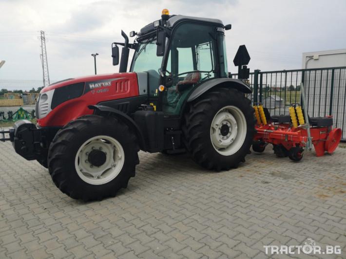 Трактори Hattat THE NEW T4100, T4110 2 - Трактор БГ