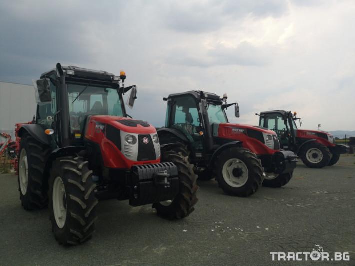 Трактори Hattat THE NEW T4100, T4110 3 - Трактор БГ