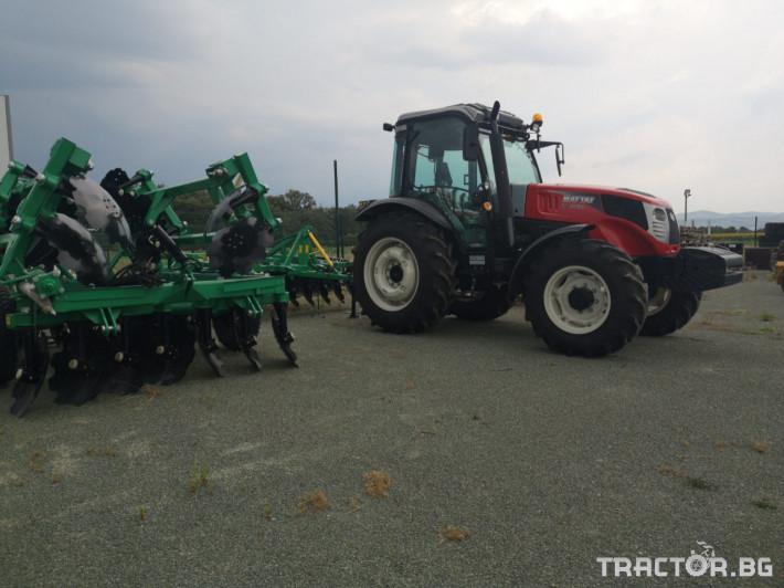Трактори Hattat THE NEW T4100, T4110 4 - Трактор БГ
