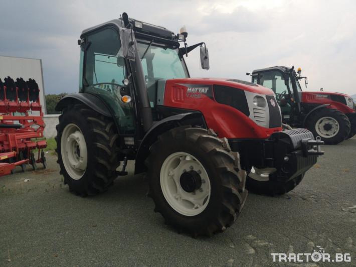 Трактори Hattat THE NEW T4100, T4110 5 - Трактор БГ