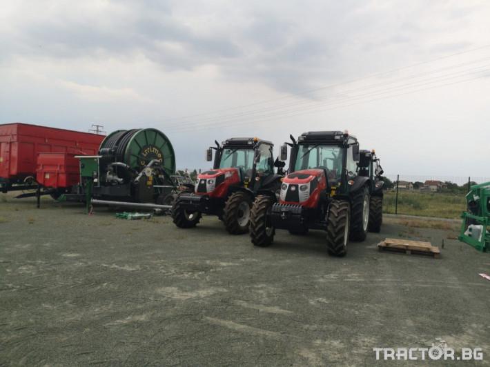 Трактори Hattat THE NEW T4100, T4110 6 - Трактор БГ
