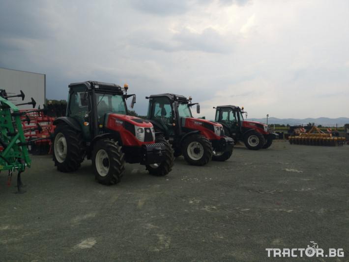 Трактори Hattat THE NEW T4100, T4110 7 - Трактор БГ