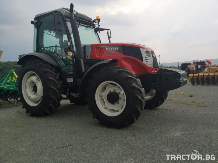 Трактори Hattat THE NEW T4100, T4110 8 - Трактор БГ