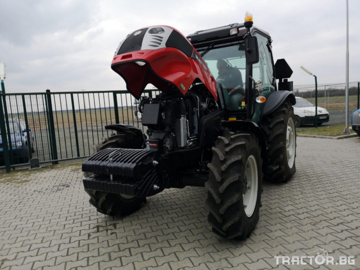 Трактори Hattat THE NEW T4100, T4110 9 - Трактор БГ