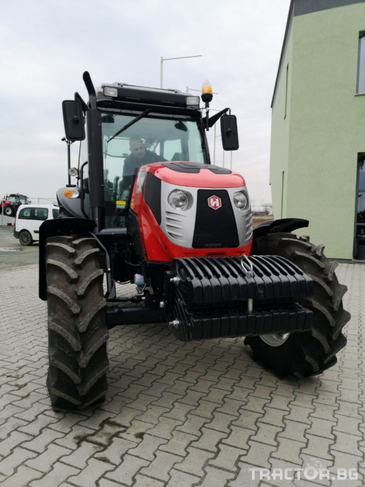 Трактори Hattat THE NEW T4100, T4110 10 - Трактор БГ