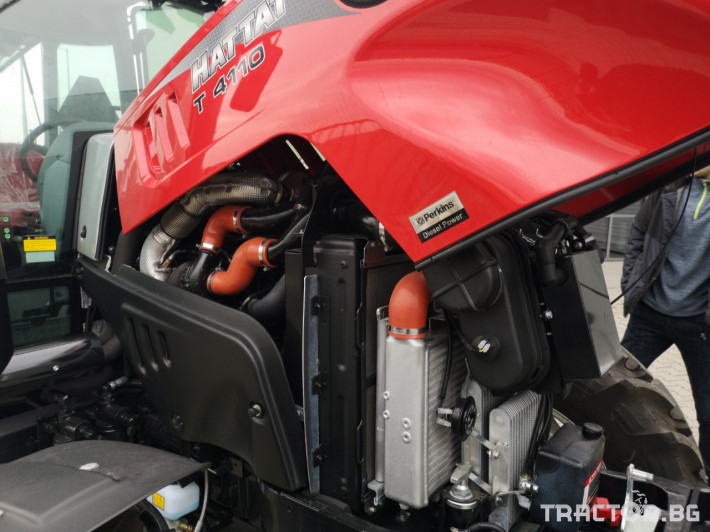 Трактори Hattat THE NEW T4100, T4110 11 - Трактор БГ
