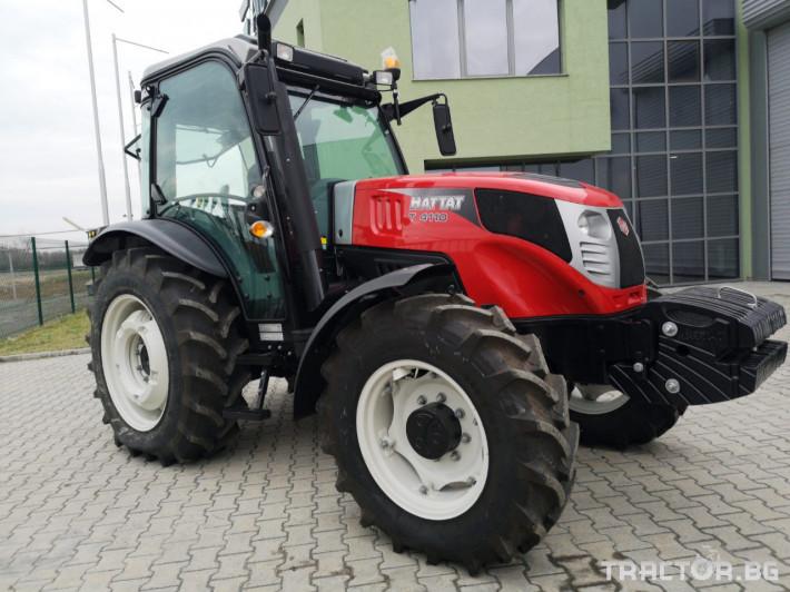 Трактори Hattat THE NEW T4100, T4110 12 - Трактор БГ