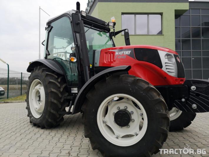 Трактори Hattat THE NEW T4100, T4110 13 - Трактор БГ