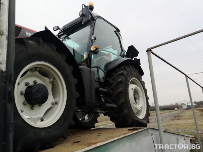 Трактори Hattat THE NEW T4100, T4110 15 - Трактор БГ
