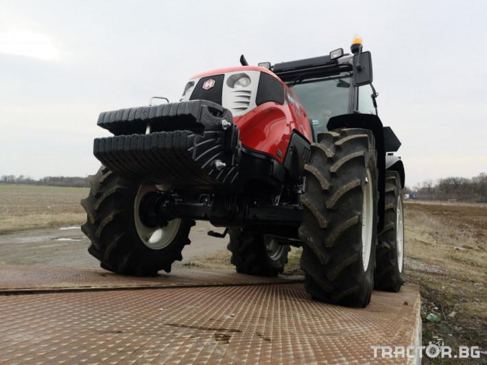Трактори Hattat THE NEW T4100, T4110 19 - Трактор БГ