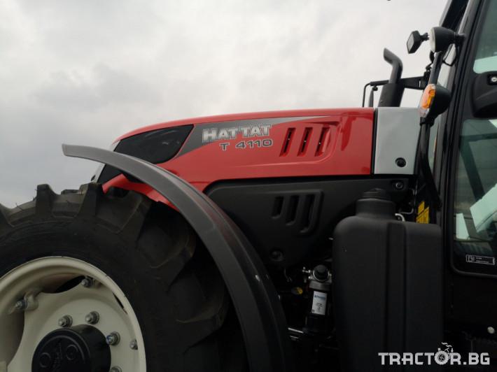 Трактори Hattat THE NEW T4100, T4110 20 - Трактор БГ