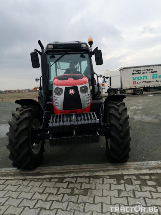 Трактори Hattat THE NEW T4100, T4110 21 - Трактор БГ