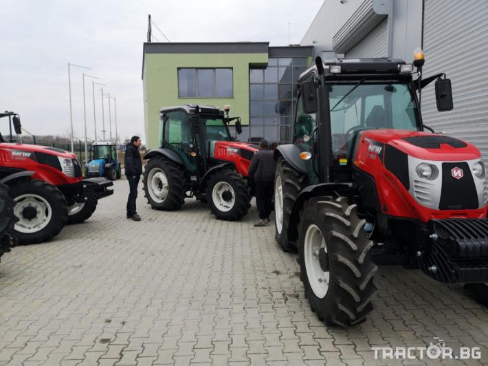 Трактори Hattat THE NEW T4100, T4110 24 - Трактор БГ