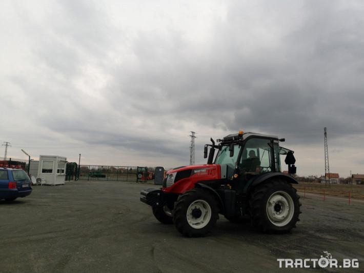 Трактори Hattat THE NEW T4100, T4110 25 - Трактор БГ