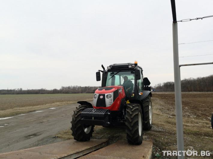 Трактори Hattat THE NEW T4100, T4110 26 - Трактор БГ