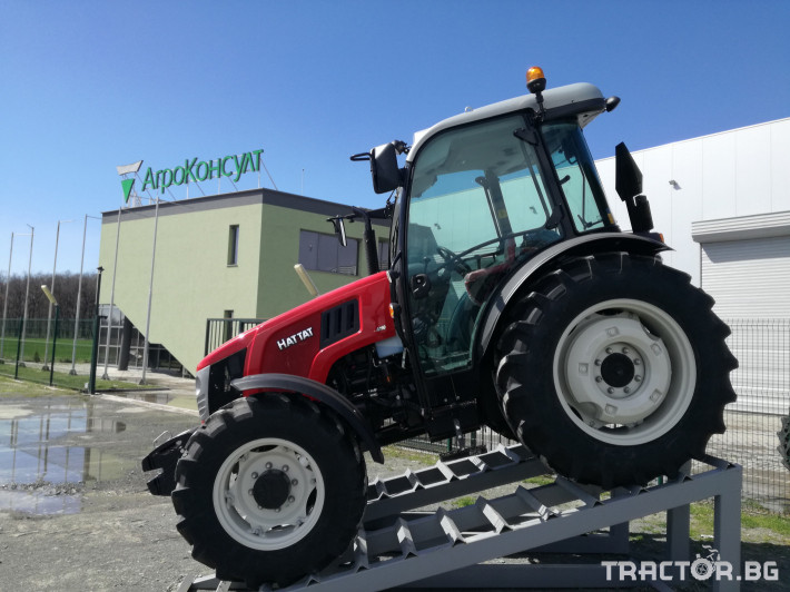 Трактори Hattat A110 0 - Трактор БГ