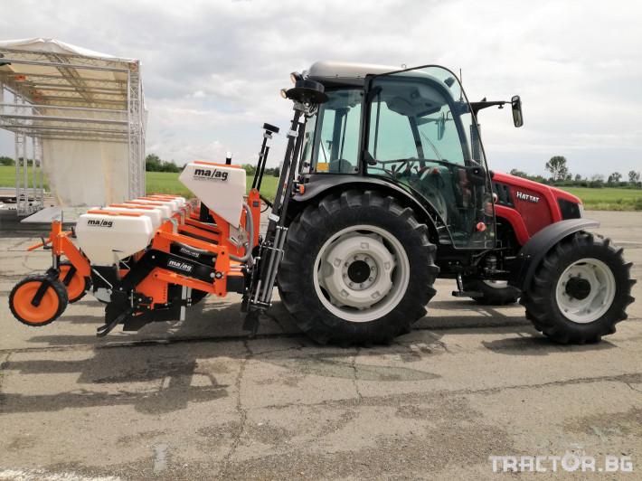 Трактори Hattat A110 2 - Трактор БГ