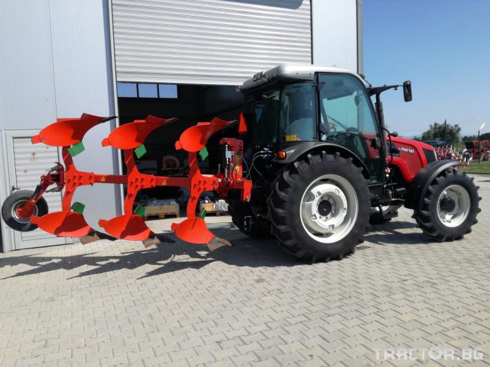 Трактори Hattat A110 4 - Трактор БГ