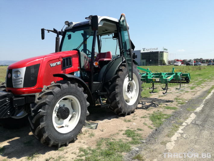 Трактори Hattat A110 5 - Трактор БГ