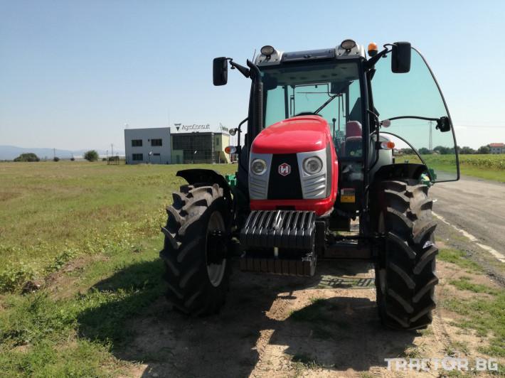 Трактори Hattat A110 6 - Трактор БГ