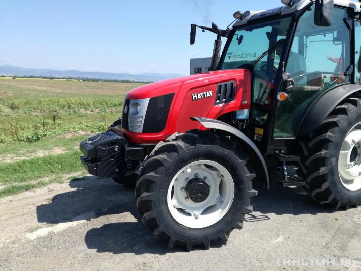 Трактори Hattat A110 7 - Трактор БГ