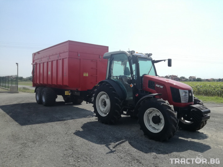 Трактори Hattat A110 9 - Трактор БГ