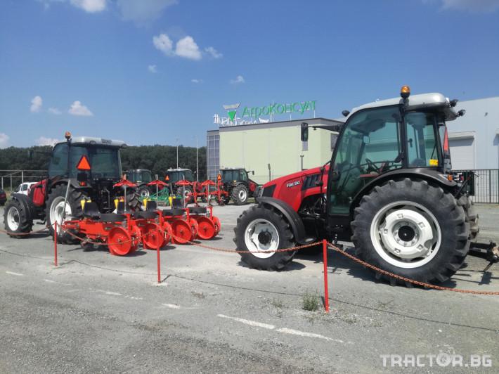 Трактори Hattat A110 10 - Трактор БГ