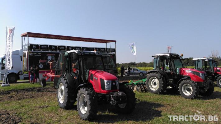 Трактори Hattat A110 11 - Трактор БГ