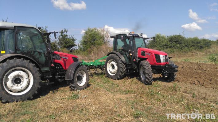 Трактори Hattat A110 12 - Трактор БГ