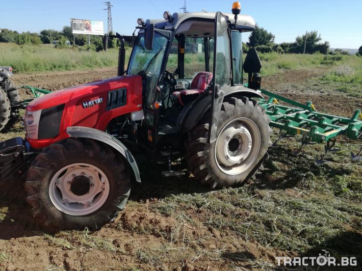 Трактори Hattat A110 13 - Трактор БГ