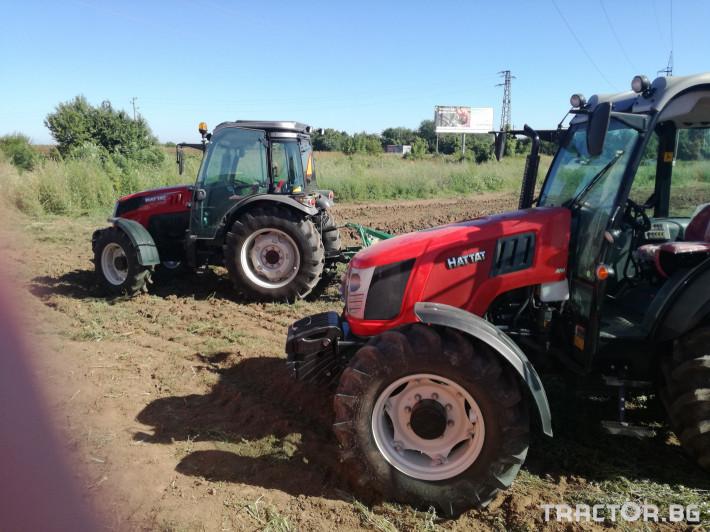 Трактори Hattat A110 14 - Трактор БГ