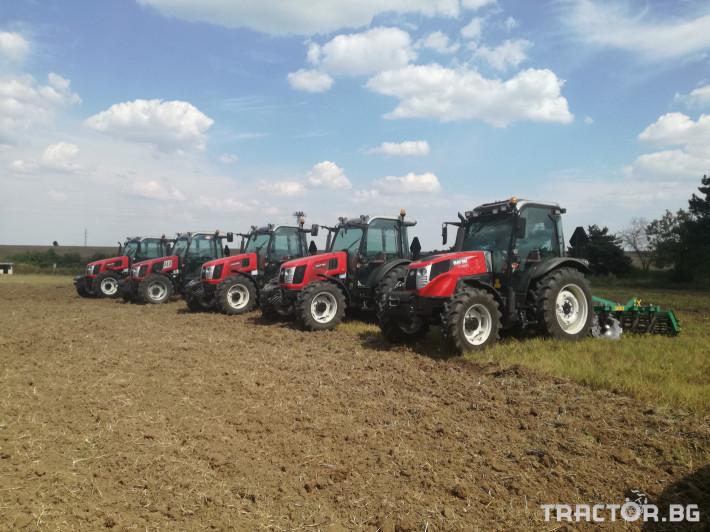 Трактори Hattat A110 17 - Трактор БГ