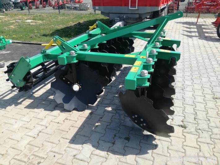 Брани Навесни дискови брани USM, Украйна - модели AГ 0 - Трактор БГ