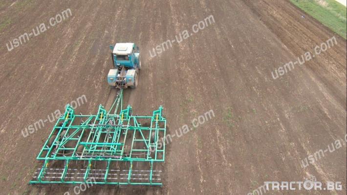 Култиватори Култиватор за слята повърхност (прикачни) USM, Украйна 3 - Трактор БГ