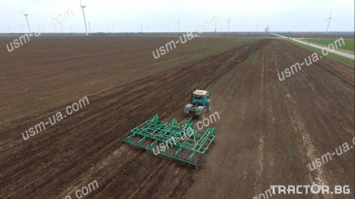 Култиватори Култиватор за слята повърхност (прикачни) USM, Украйна 4 - Трактор БГ