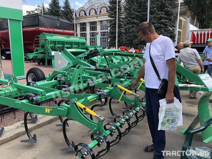 Култиватори Култиватор за слята повърхност (прикачни) USM, Украйна 5 - Трактор БГ