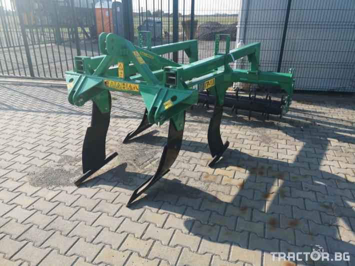 Продълбочители продълбочител - друг Продълбочител USM, Украйна - модели ГР 3 - Трактор БГ
