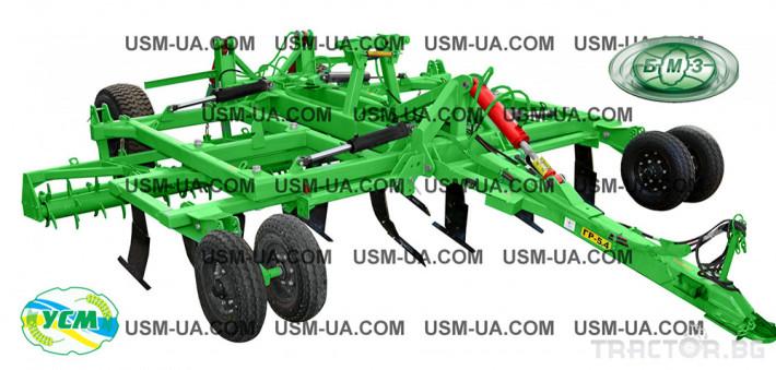 Продълбочители Продълбочител USM, Украйна - модели ГР 9 - Трактор БГ