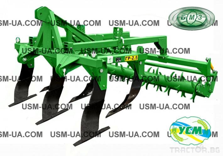 Продълбочители Продълбочител USM, Украйна - модели ГР 10 - Трактор БГ