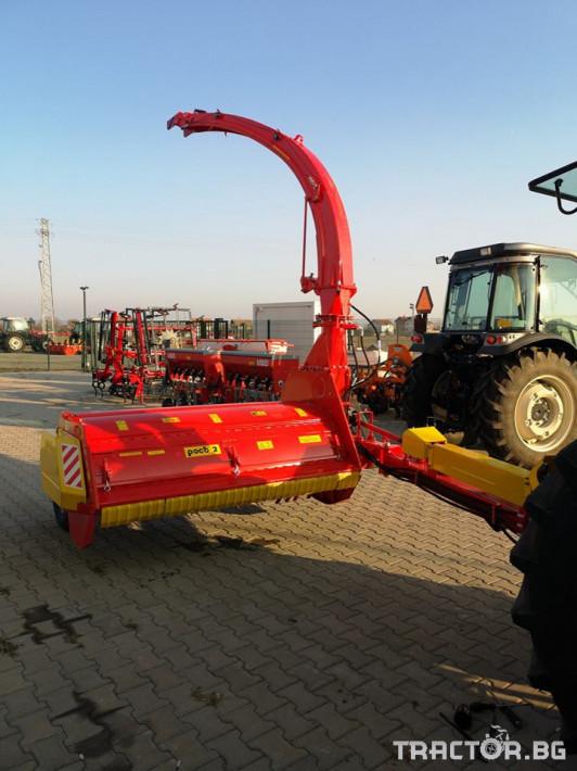 Други Силажираща машина - Укрсельхозмаш - Украйна, КРП РОС 2 0 - Трактор БГ