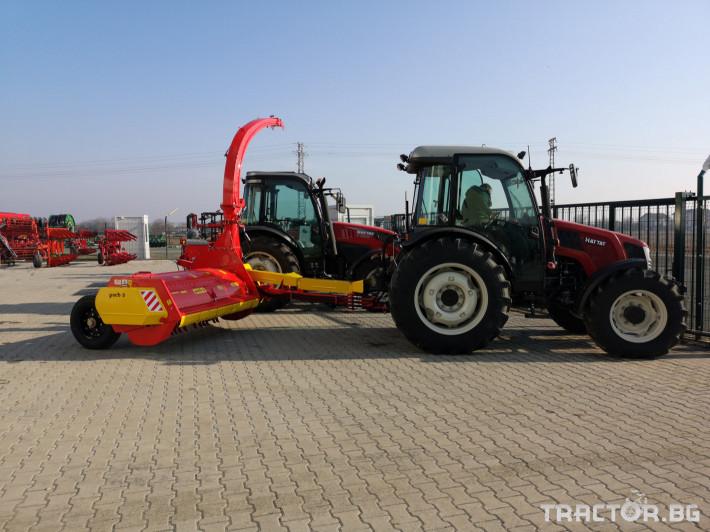 Други Силажираща машина - Укрсельхозмаш - Украйна, КРП РОС 2 3 - Трактор БГ