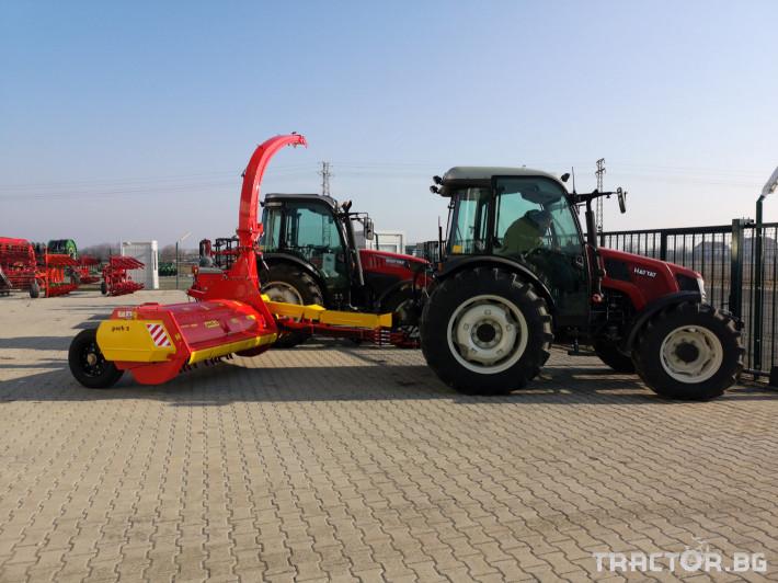 Други Силажираща машина - Укрсельхозмаш - Украйна, КРП РОС 2 4 - Трактор БГ