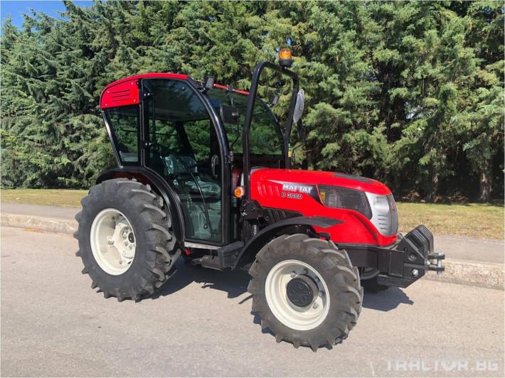 Трактори Hattat B3080 1 - Трактор БГ