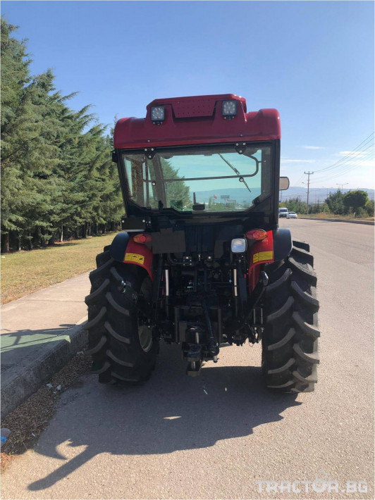 Трактори Hattat B3080 2 - Трактор БГ