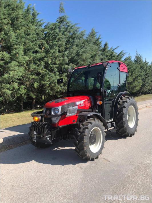 Трактори Hattat B3080 3 - Трактор БГ