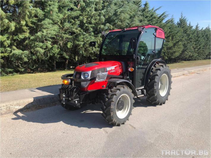 Трактори Hattat B3080 4 - Трактор БГ