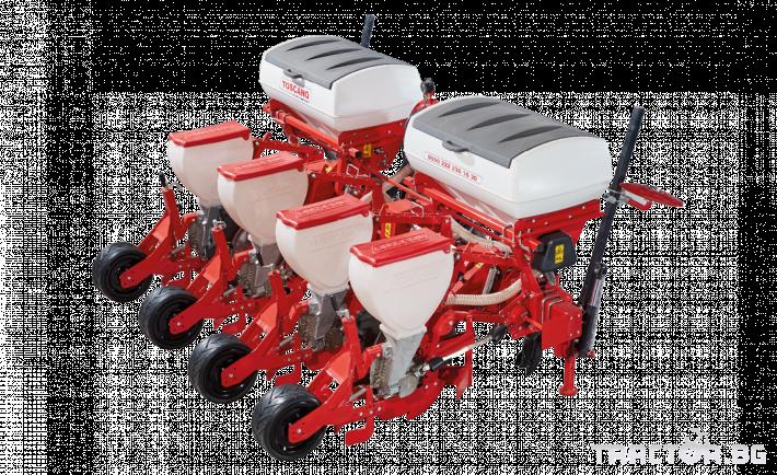 Сеялки Прецизна пневматична сеялка TOSCANO 1 - Трактор БГ