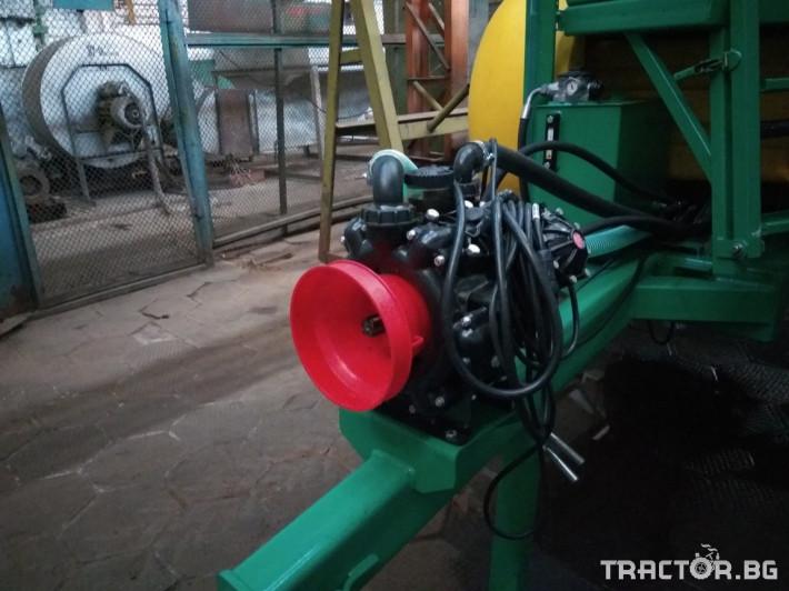 Пръскачки Прикачна пръскачка USM, модел Orlan 24 2 - Трактор БГ