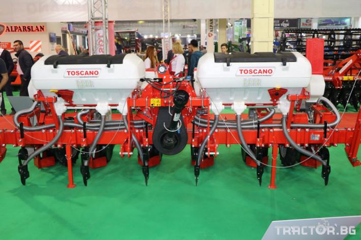 Сеялки Прецизна дискова пневматична сеялка Toscano 1 - Трактор БГ